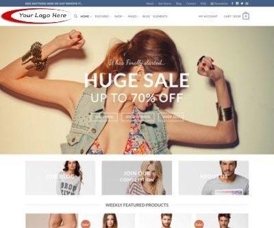Klassischer Online Shop