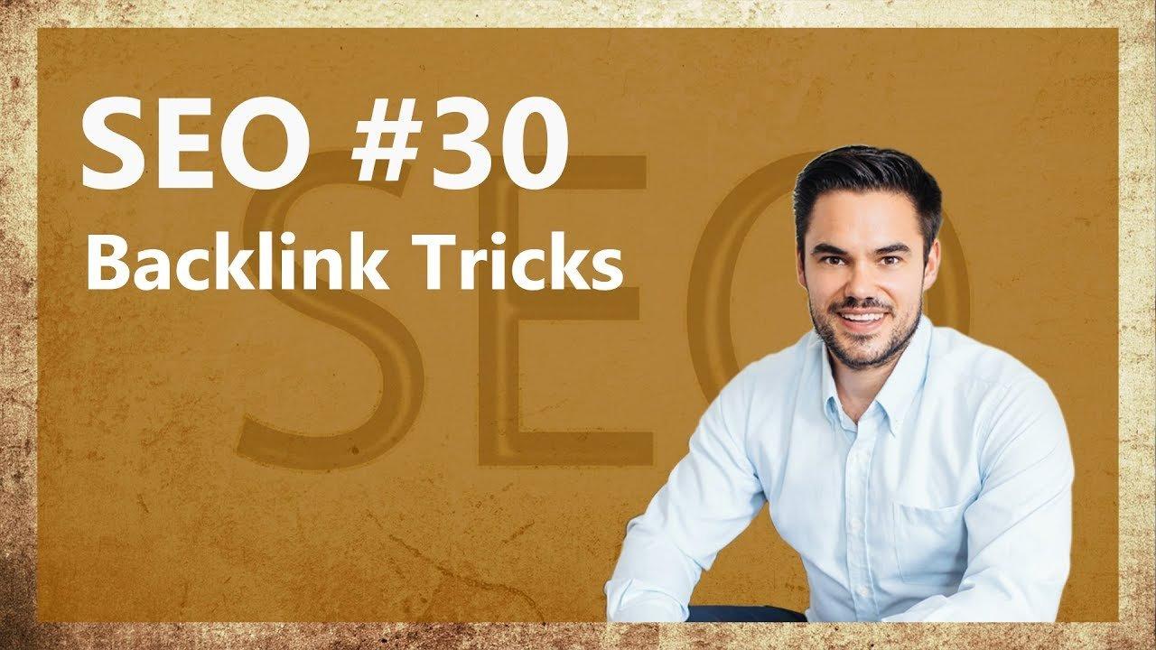 10 Tricks für gute Backlinks / Offpage SEO / SEO #30