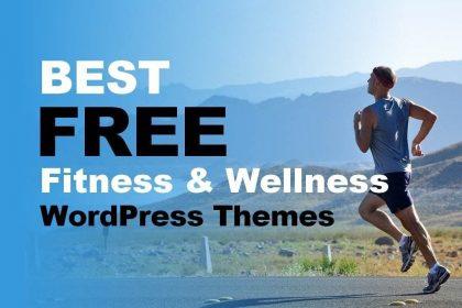 15+ Best FREE Sports & Fitness WordPress Themes