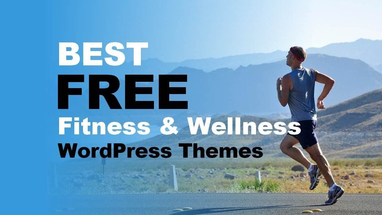 15+ Best FREE Sports & Fitness WordPress Themes
