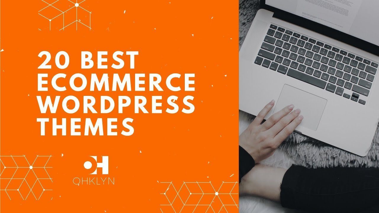 20 Best WordPress Themes for eCommerce [2018]