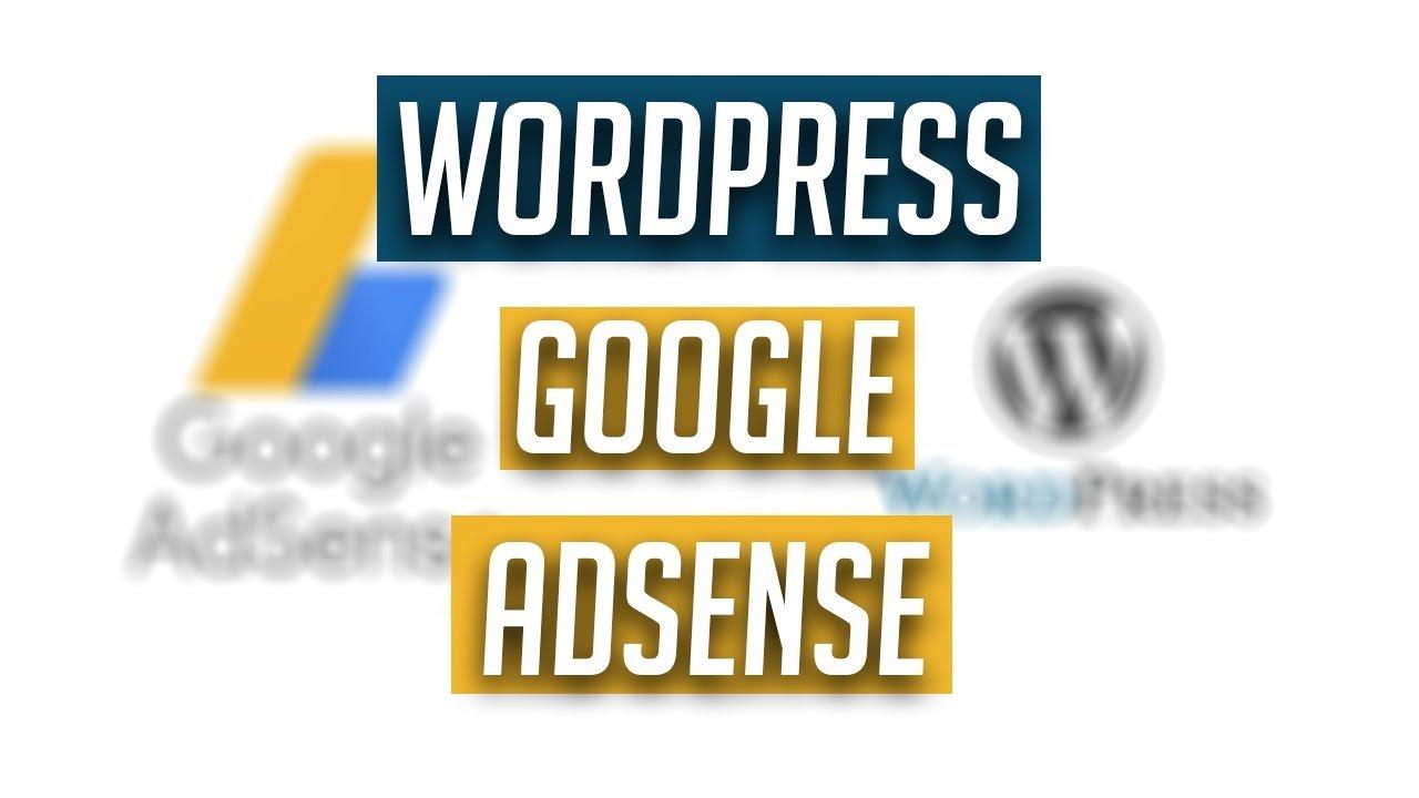 Adsense bei WordPress einbinden in wenigen Minuten...