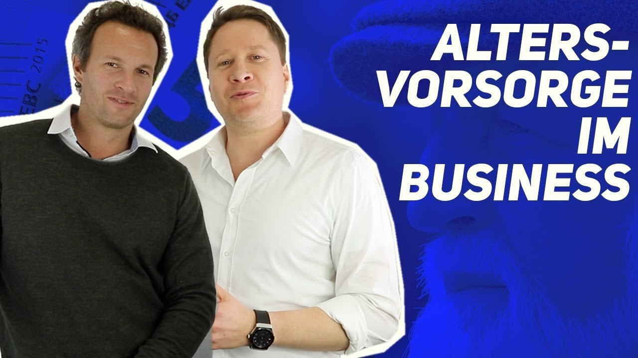 Altersvorsorge im Business!