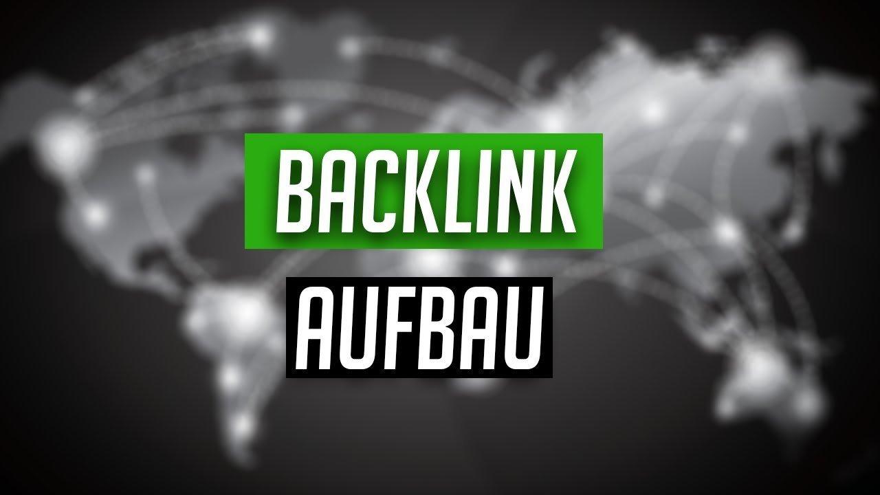 Backlink Aufbau - meine Tipps für Anfänger
