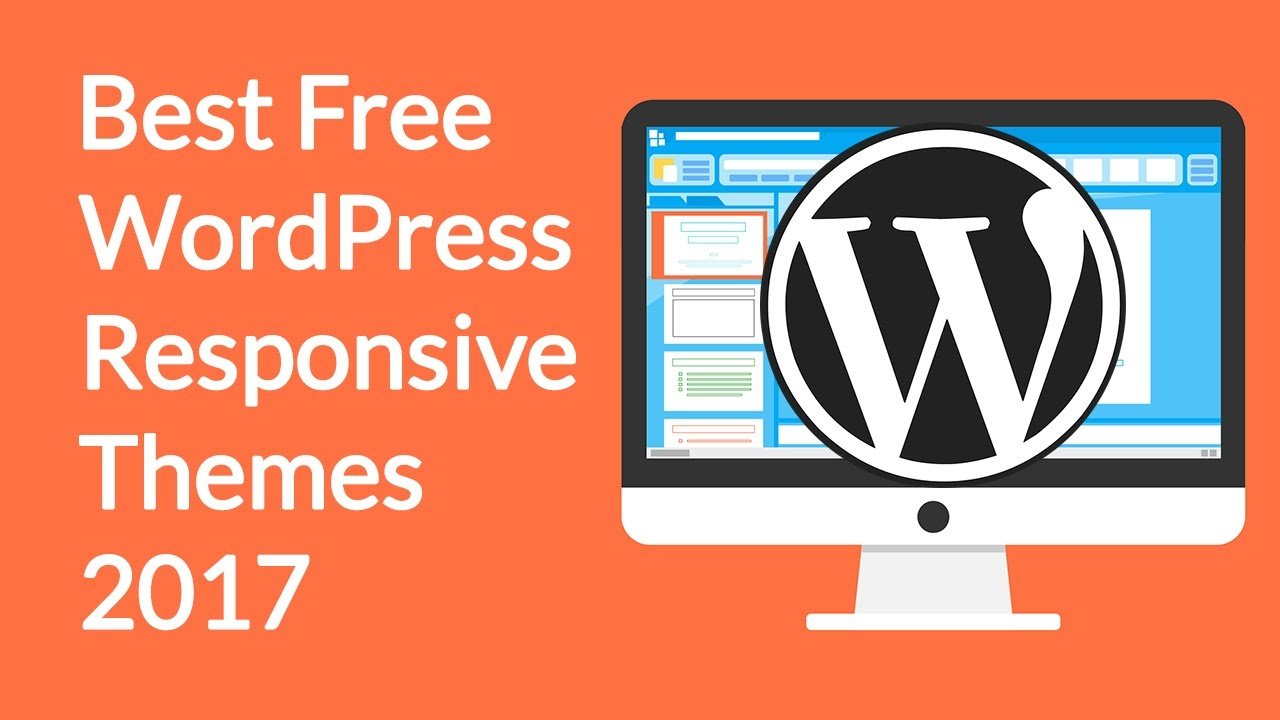 Best Free WordPress  Responsive themes 2017