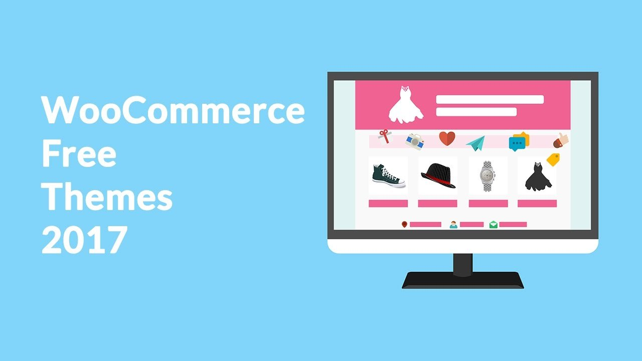 Best WooCommerce Free Themes 2017