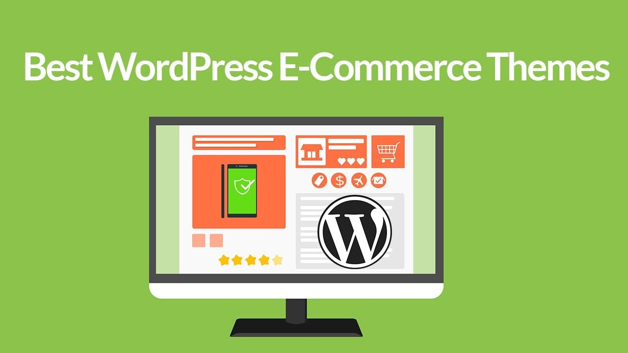 Best WordPress Ecommerce themes  2017 Free Ecommerce WordPress themes