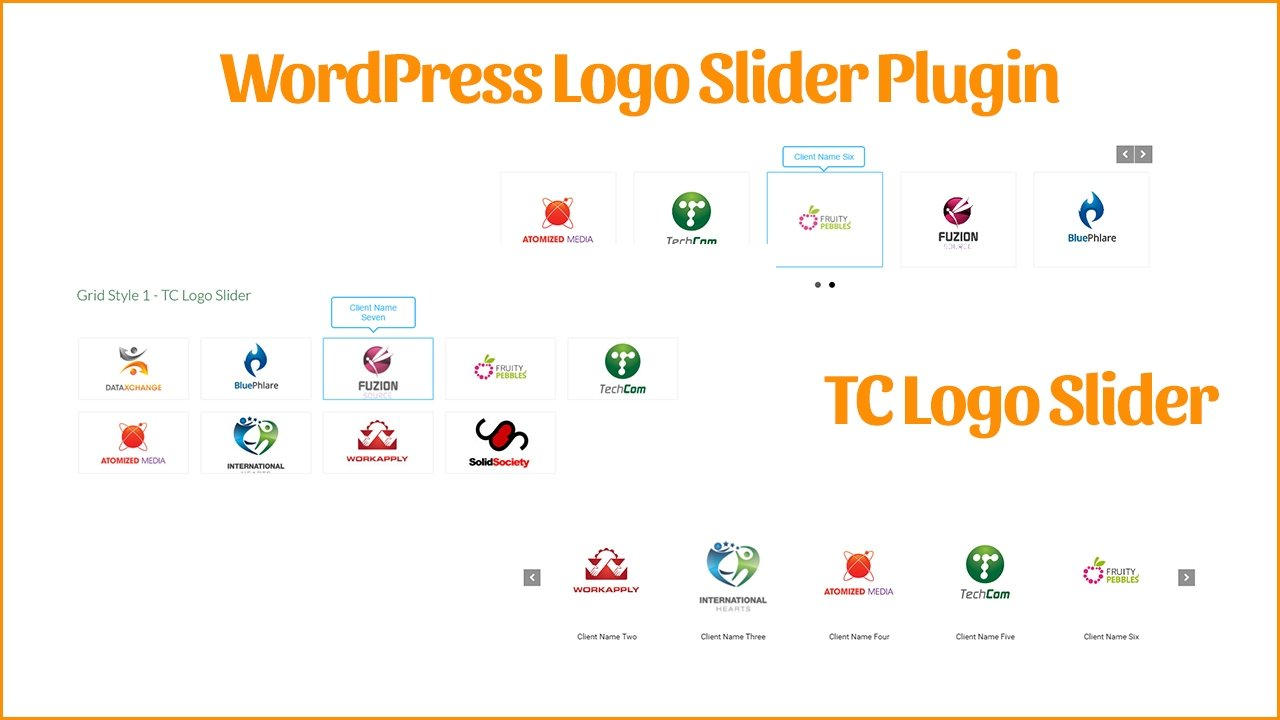Best WordPress Logo Slider Carousel Plugin 2017 | 2018