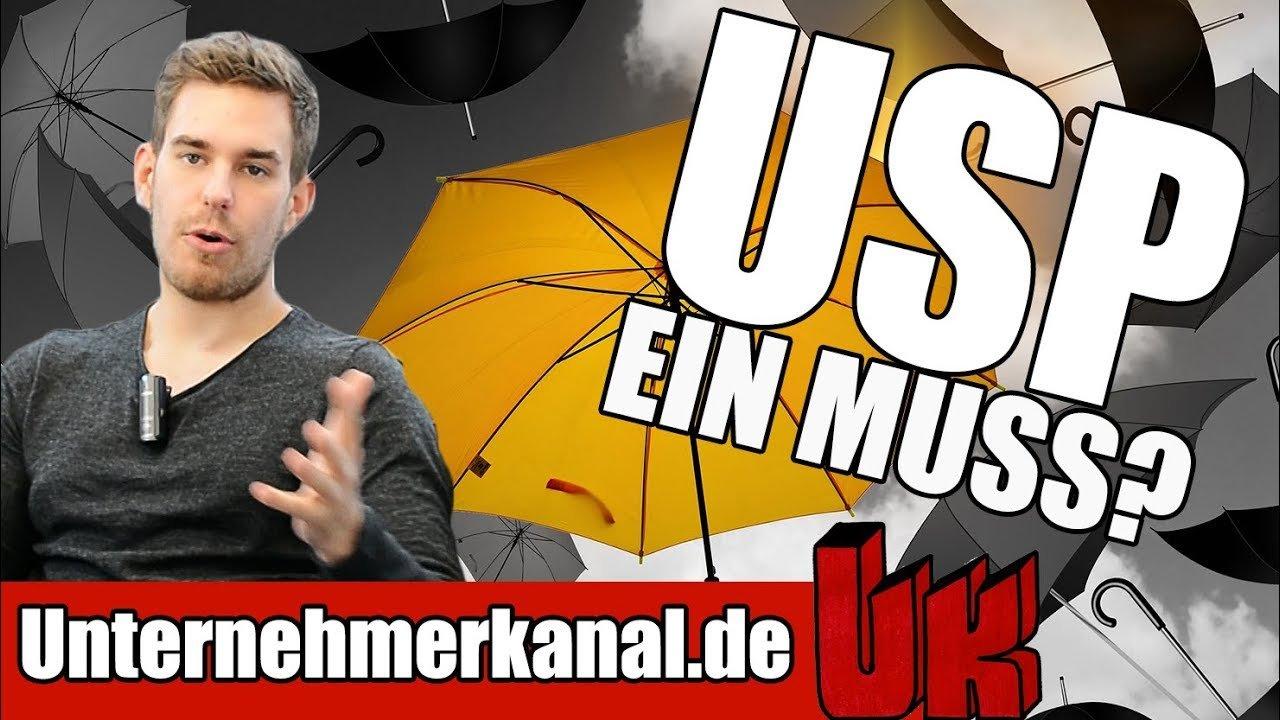 Brauchst Du einen USP? Unique Selling Proposition auf deutsch einfach erklärt! (inkl. Definition)