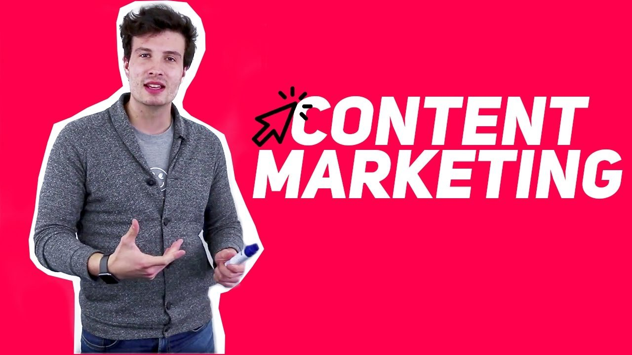 CONTENT MARKETING: Dein Produkt perfekt vermarkten!