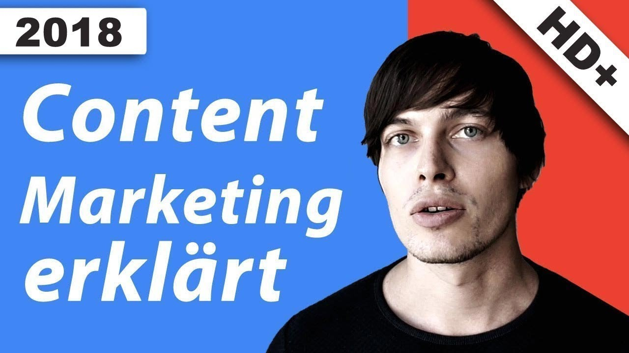 Content Marketing Erklärung in 7 Min