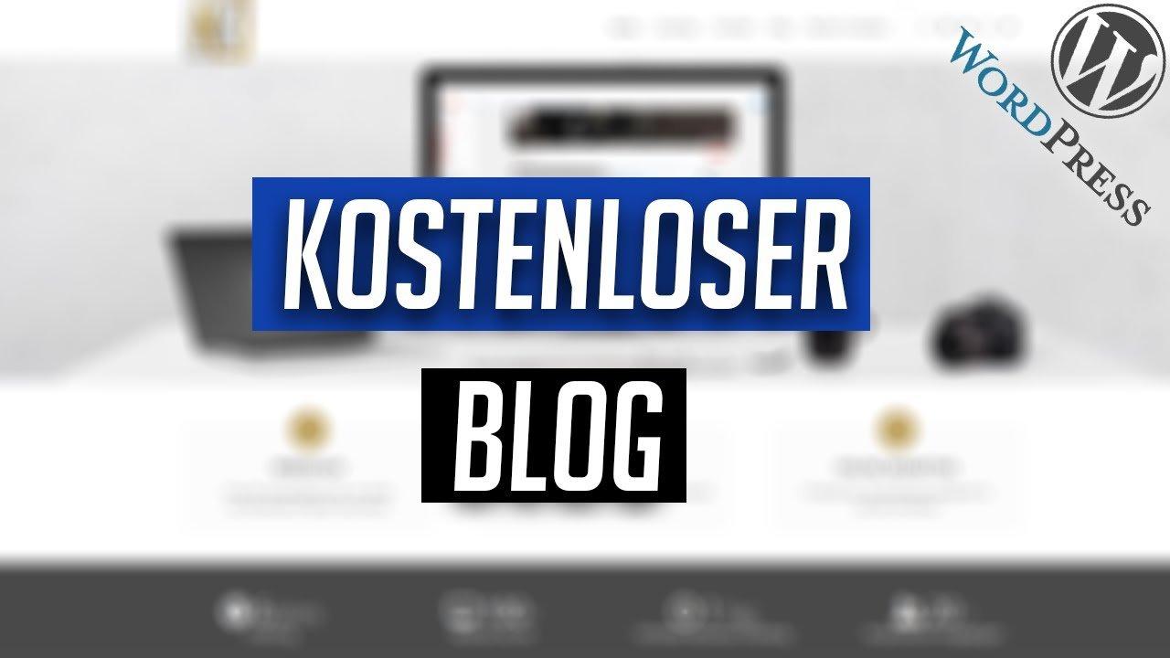Dein kostenloser Blog mit WordPress.com für Anfänger | Tutorial | 2017