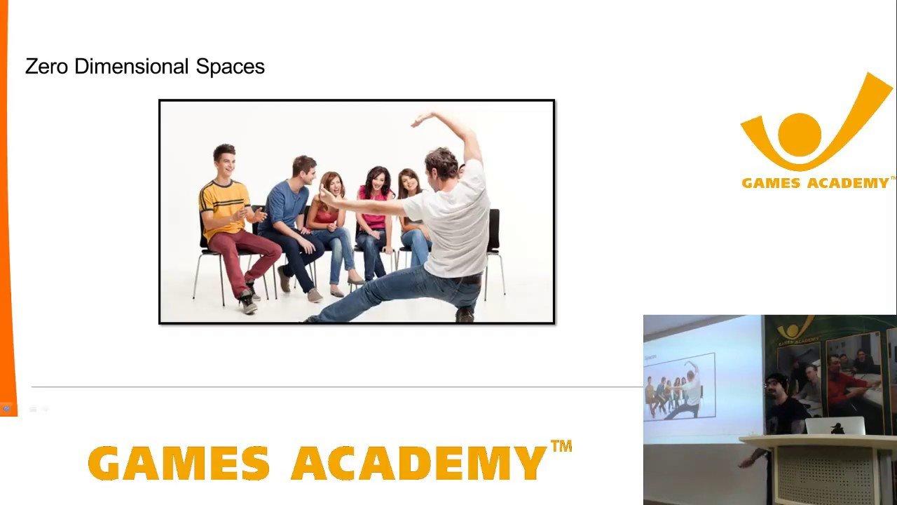 DevDay: Game Mechanics mit KING, Games Academy Berlin, Livestream 10.01.2018