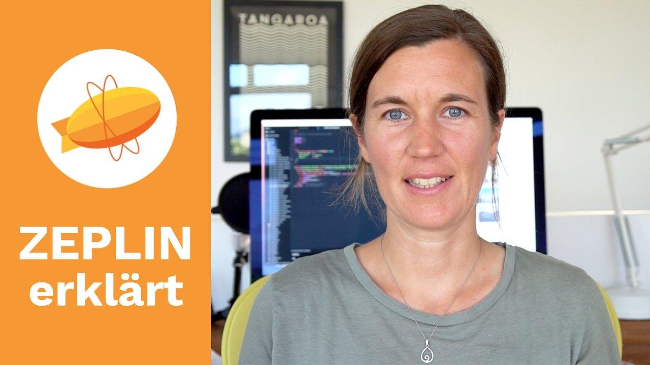 Die Zeplin App erklärt | Tag #29 || 31 Videos in 31 Tagen