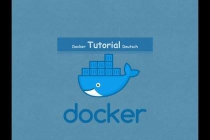 Docker Tutorial Deutsch 2 | Wordpress- und MySQL-Container