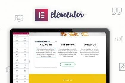 Einfach & KOSTENLOS eine Website mit Elementor erstellen (Tutorial) Wordpress