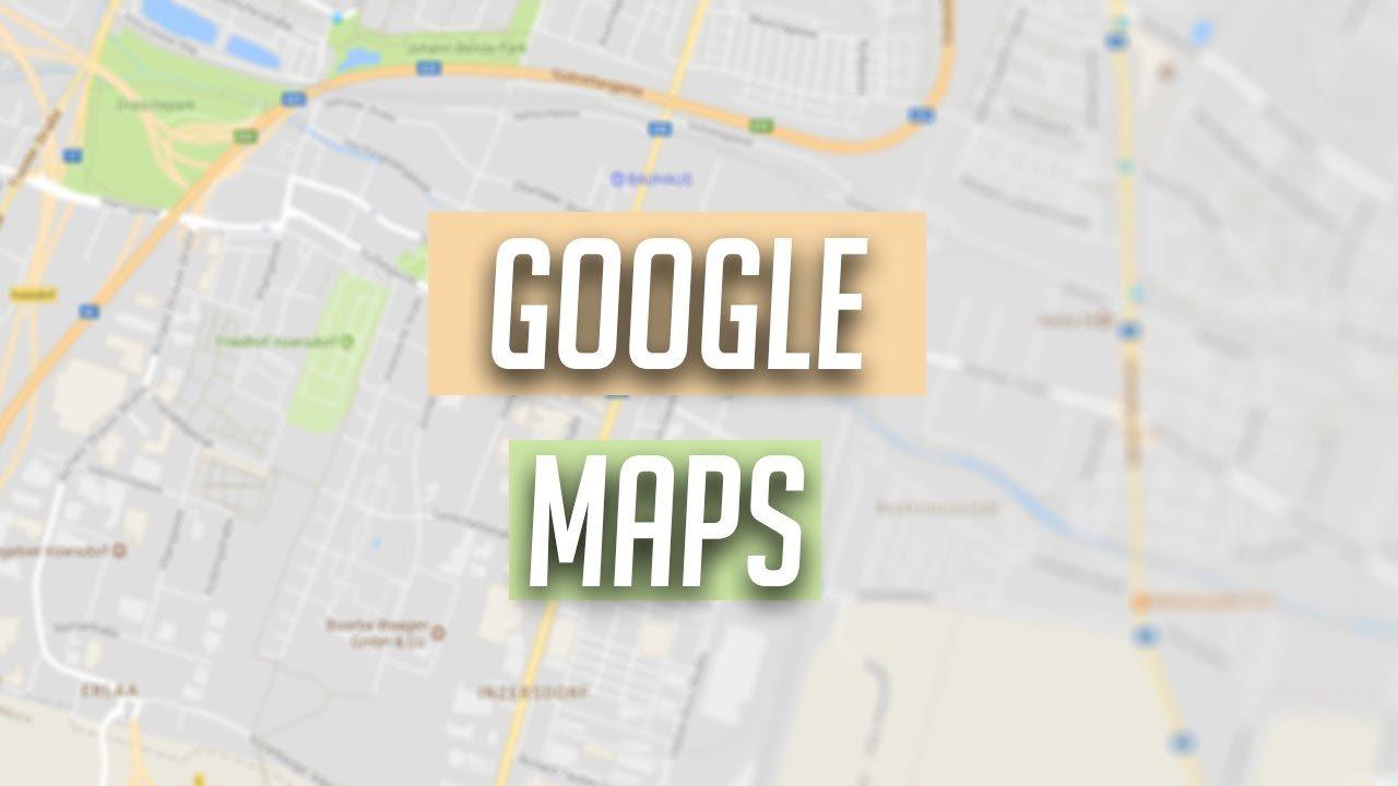 Google Maps in WordPress einbinden in 5 Minuten ohne Plugin!