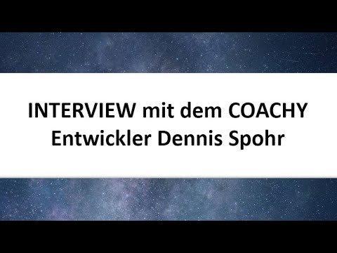 Hinter den Kulissen -  Interview mit Coachy Entwickler Dennis Spohr