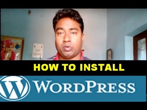 How to Install Wordpress Blog on your Hosting Space !! Tutorial - 3