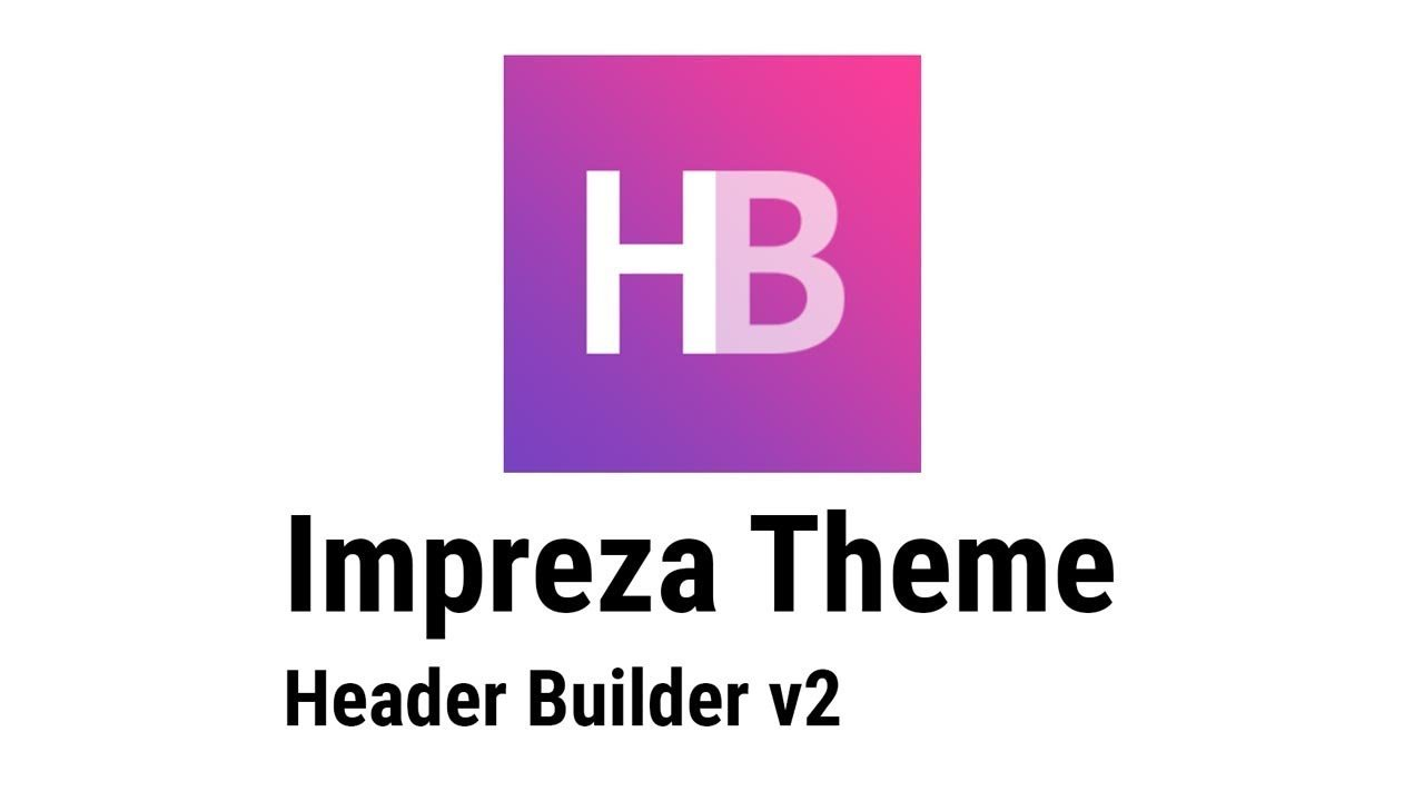 Impreza Theme Tutorial Header Builder v2 [Deutsch/German]