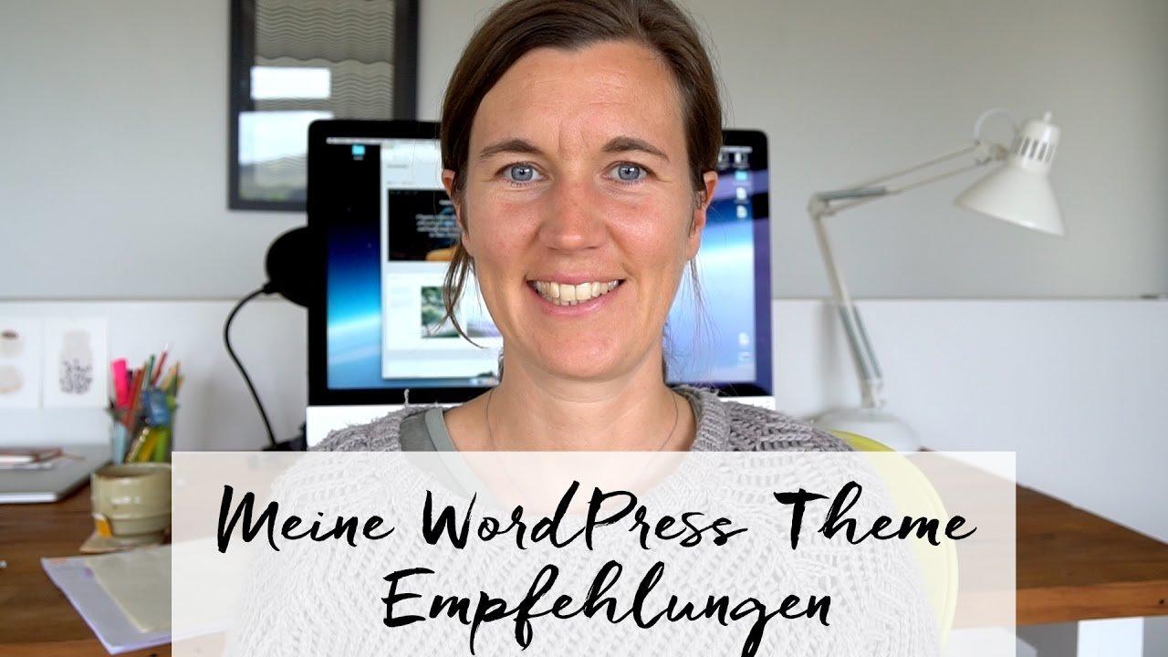 Meine Elmastudio WordPress Theme Empfehlungen | Tag #6 || 31 Videos in 31 Tagen