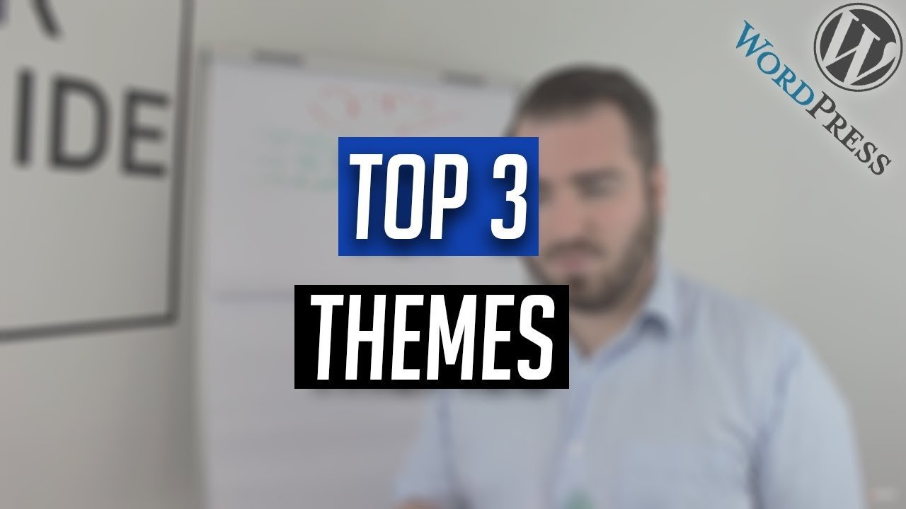 Meine TOP 3 Premium WordPress Themes 2017