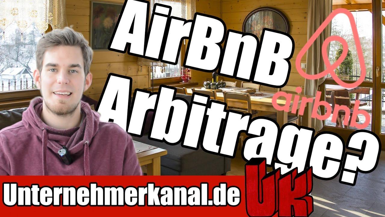 Mit AirBnB-Arbitrage Geld verdienen? So gehe ich vor!