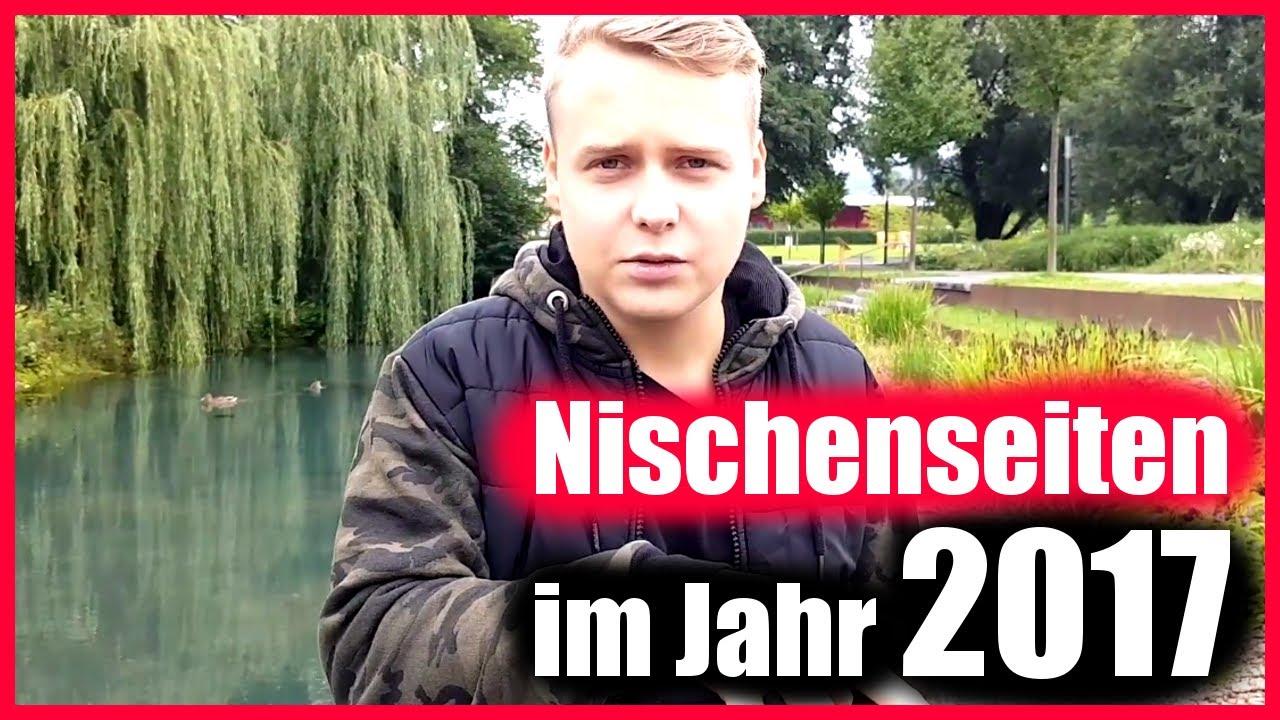 NISCHENSEITEN ERSTELLEN im Jahr 2017 | Fritz Recknagel
