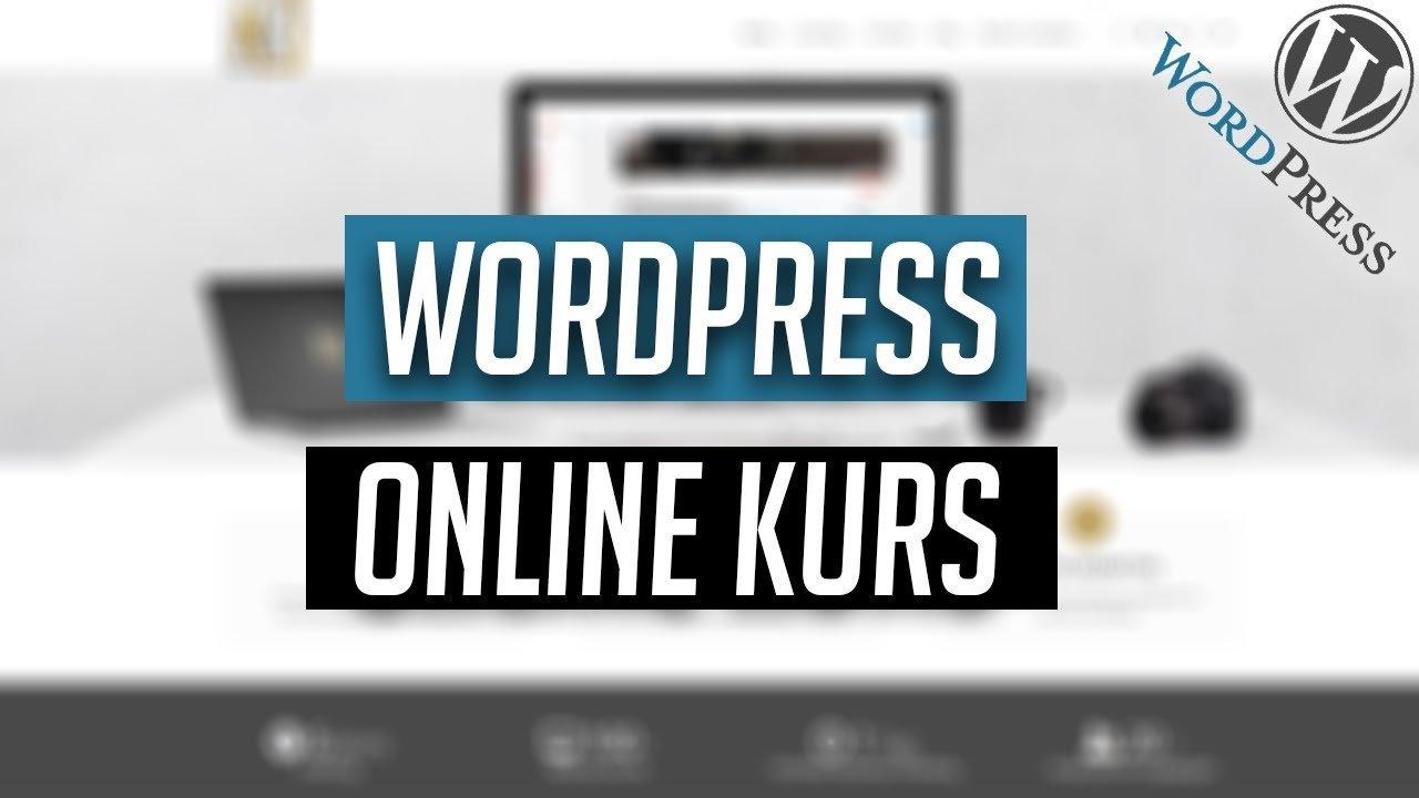 Online Kurs mit WordPress erstellen - diese 5 Dinge brauchst du!
