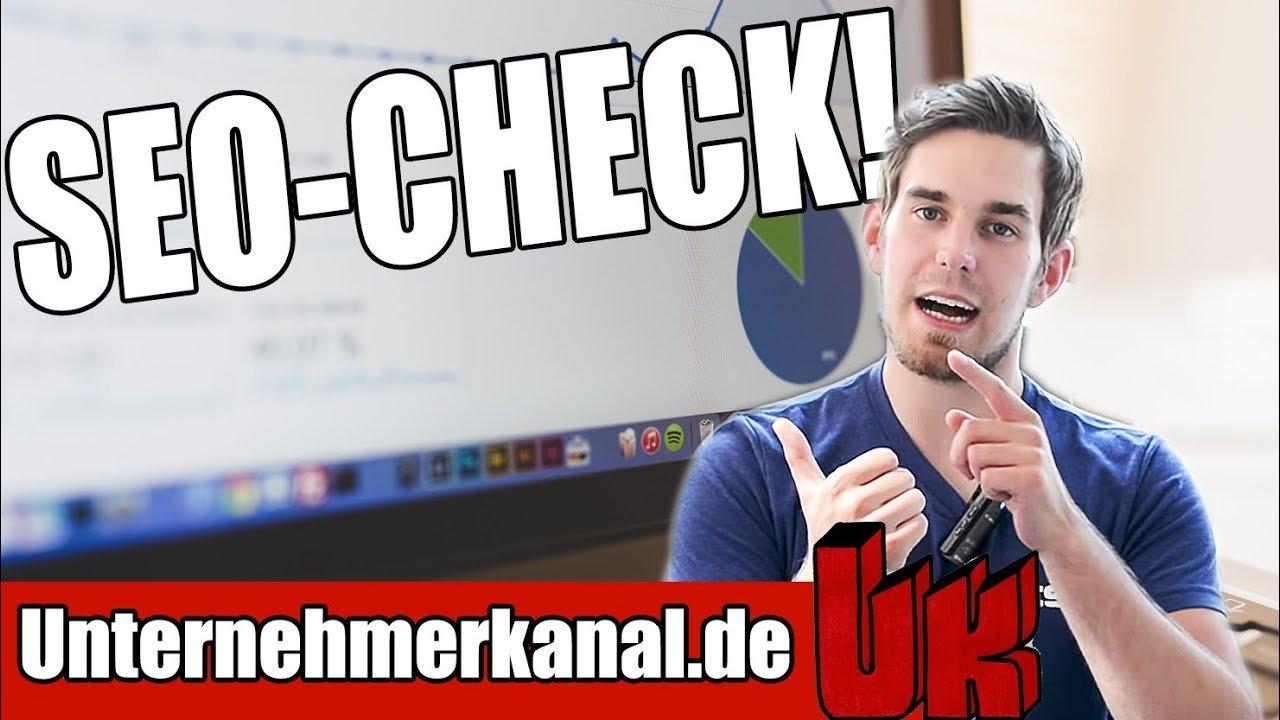 Onpage SEO-Check - Meine Webseite auf dem Prüfstand!