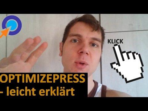 Optimizepress deutsch Erklärung Vorteile + Überraschung