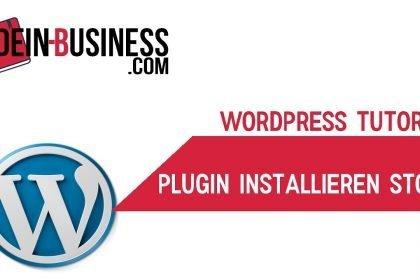 Plugin automatisch installieren Wordpress Anfänger Tutorial