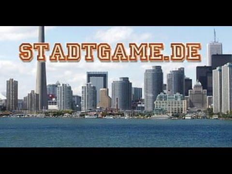 """Stadtgame Erklärung Teil #1 """"Der Start"""""""