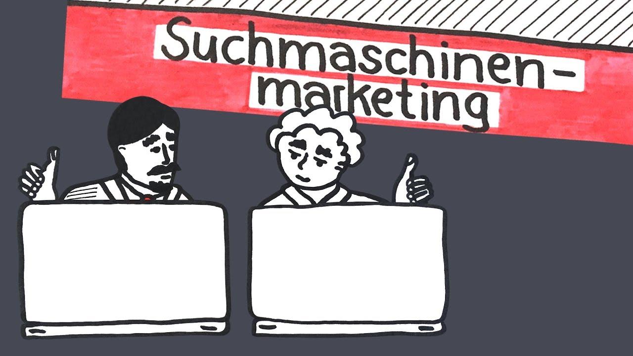 Suchmaschinenmarketing - Erklärvideo Kapitel 5 #semMOOC FH Lübeck