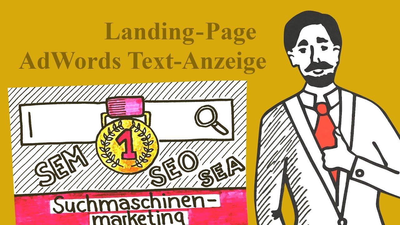 Suchmaschinenmarketing - Erklärvideo Kapitel 6 #semMOOC FH Lübeck