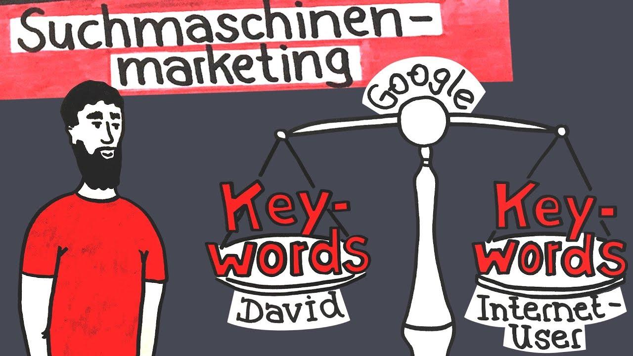 Suchmaschinenmarketing - Erklärvideo Kapitel 7 #semMOOC FH Lübeck