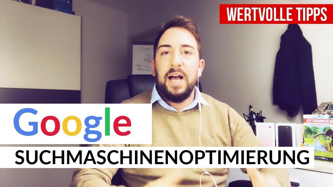 Suchmaschinenoptimierung - Optimierung für Suchmaschinen - SEO Tipps