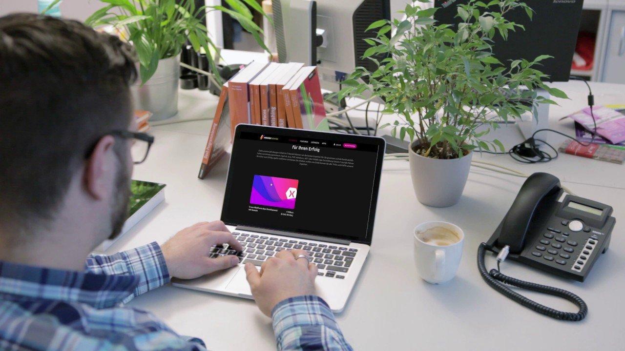 Videotutorials von Entwicklern für Entwickler | entwickler.tutorials