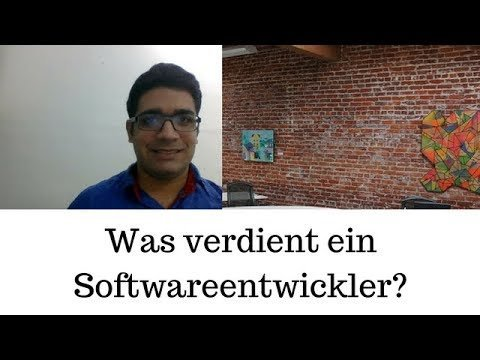 Was verdient ein Softwareentwickler? Softwareentwickler Gehalt