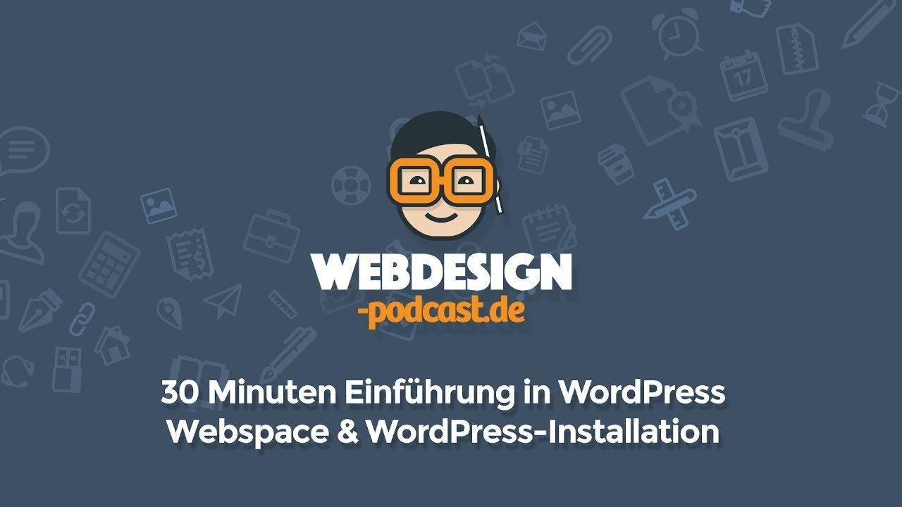 Webdesign Düren - Webspace bei Webgo einrichten und WordPress installieren