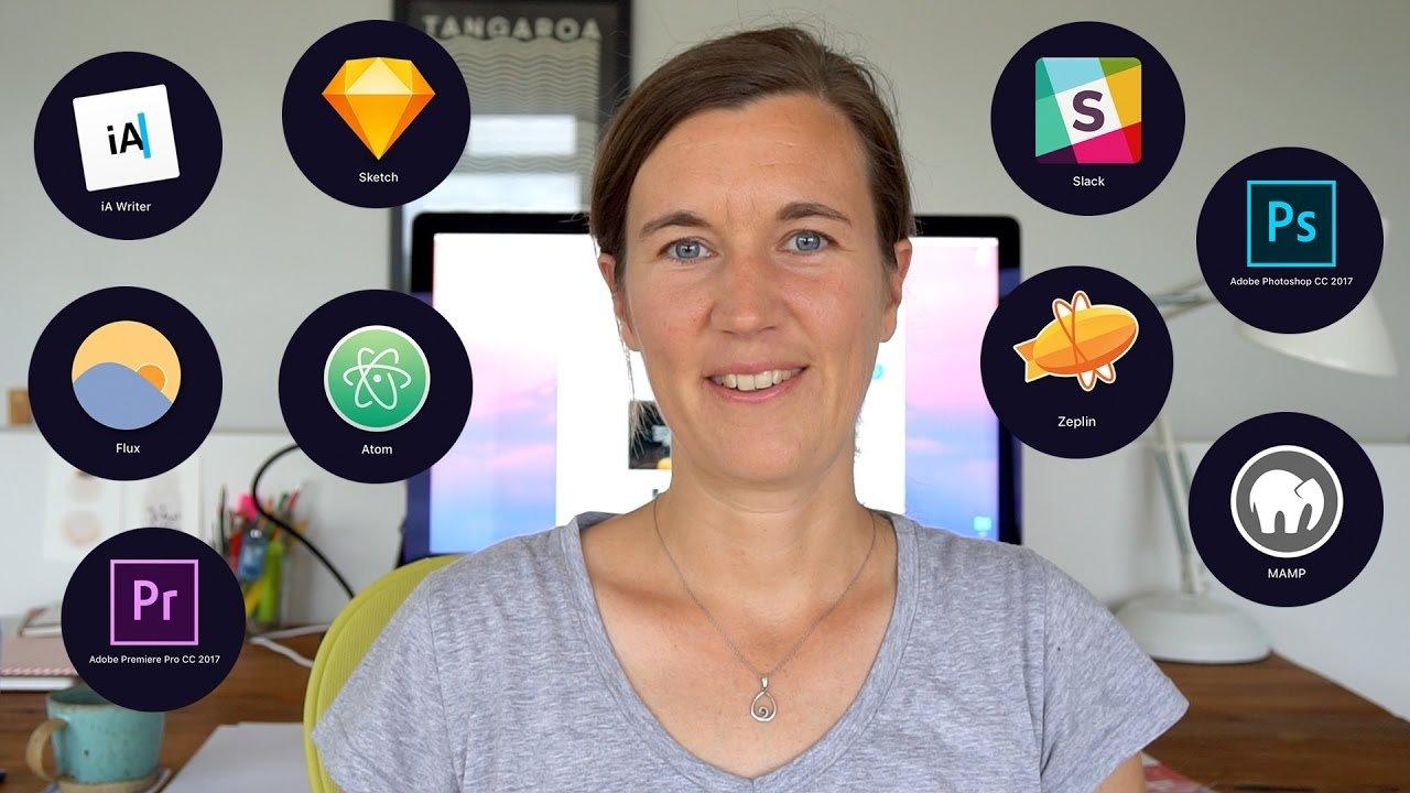 Welche Mac Apps wir nutzen (Design & WordPress Theme Entwicklung) | Tag #11 || 31 Videos in 31 Tagen