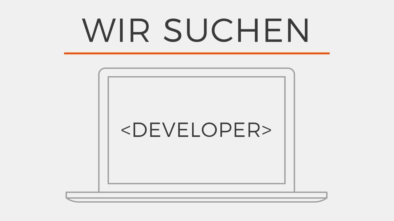 Wir suchen Web Developer - RIS Development