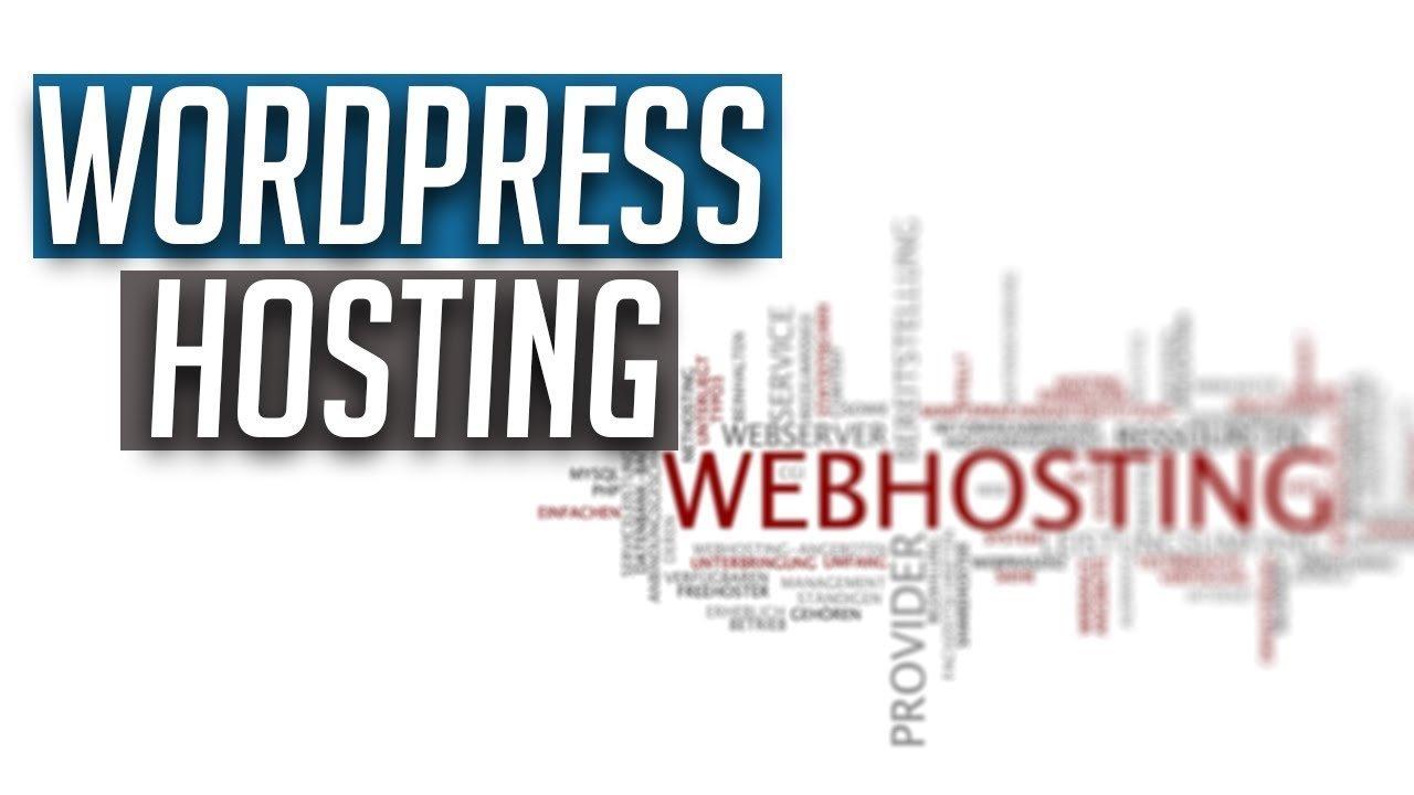 Wo soll man WordPress hosten ? | Erklärung