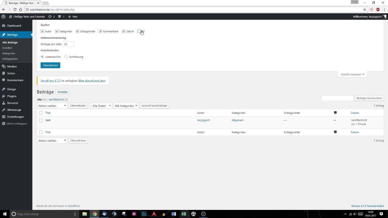Wordpress Plugin Reveal IDs Tutorial - Nützliche Ergänzung zum Programmieren