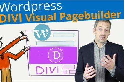 Wordpress Seite bearbeiten mit DIVI 3.x Visual Pagebuilder | Deutsch 2018