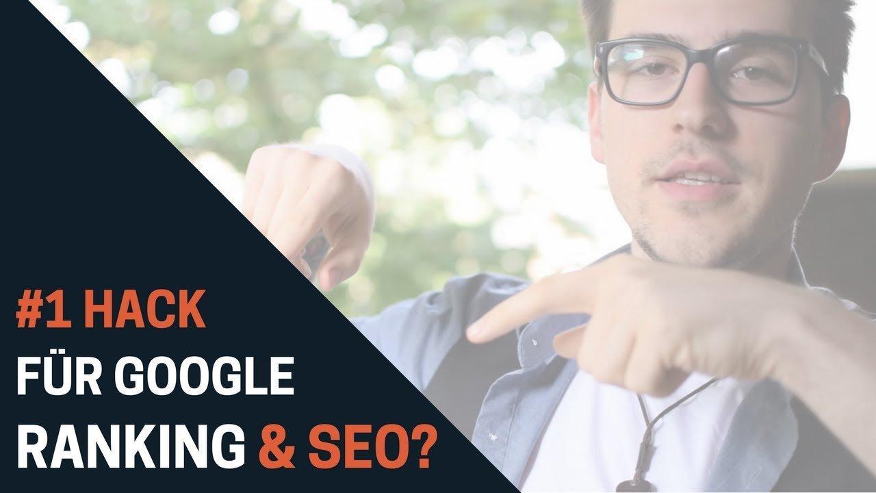 Wordpress SEO Deutsch - Mein #1 Traffic Hack für Suchmaschinenoptimierung