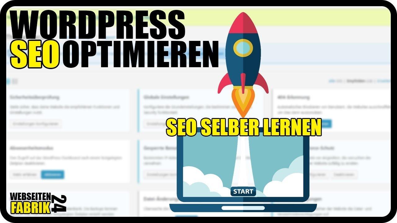 Wordpress SEO optimieren - Tutorial Deutsch/German - Suchmaschinenoptimierung leicht gemacht