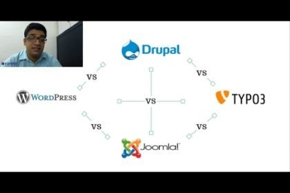 WordPress vs Drupal vs Joomla vs TYPO3: CMS im Vergleich