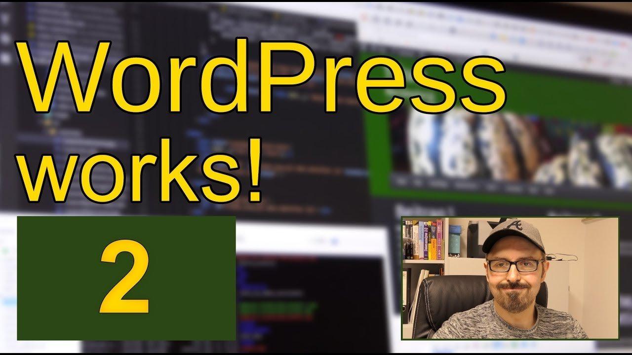 WordPress works! - Erste Schritte mit Dashboard und Themes