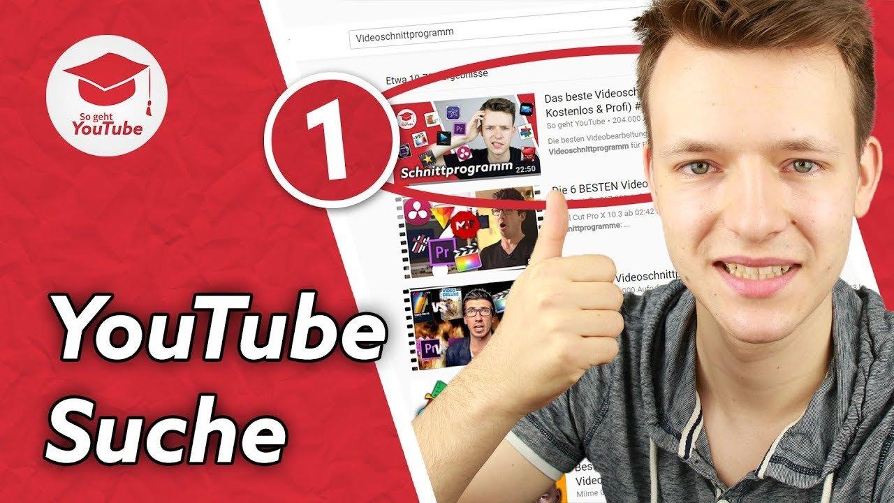 YouTube SEO - Schnell auf Nummer 1 in der Suche ranken